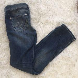 Express Jeans - Express   Skinny Jeans   Size 8